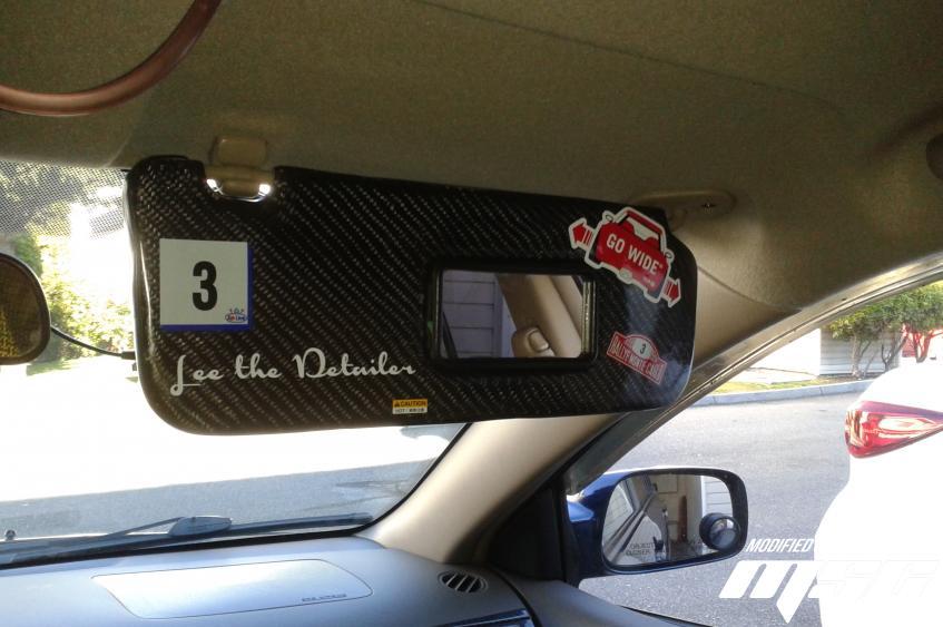 Toyota Corolla Lee the Detailer edition