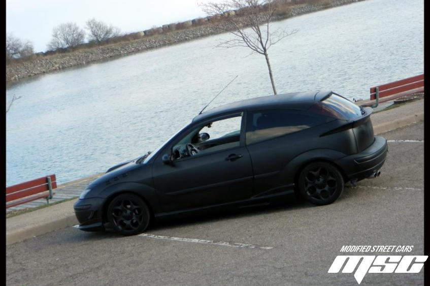 Ford Focus ZX3