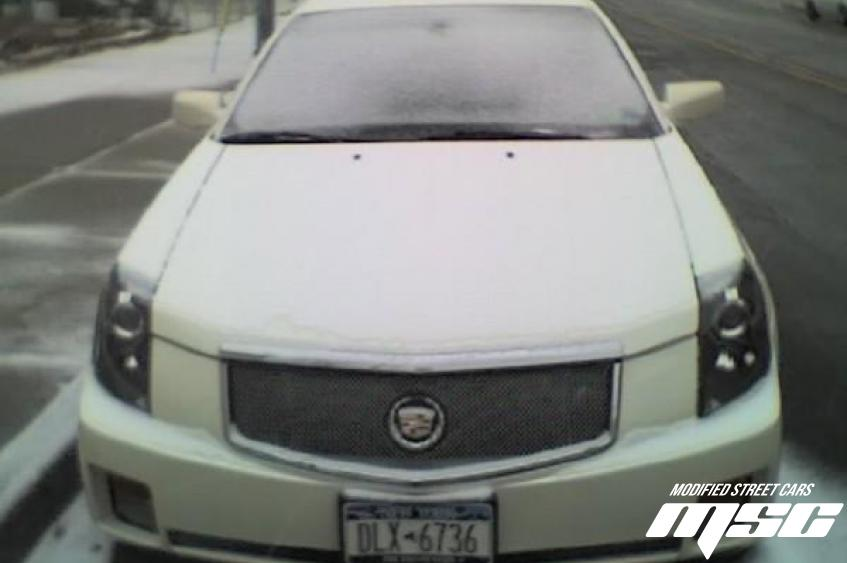 Chevrolet Cadillac Ctsv