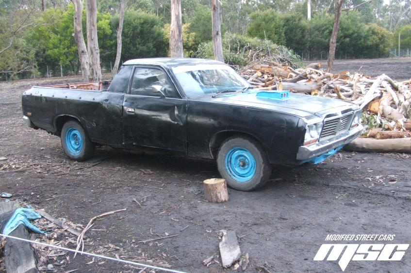 Chrysler Vj Valiant