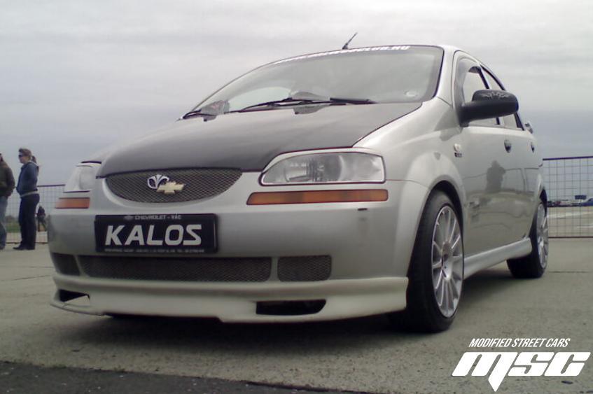 Daewoo Kalos 1,4 SI