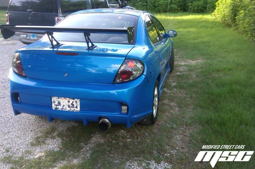Dodge Neon SXT