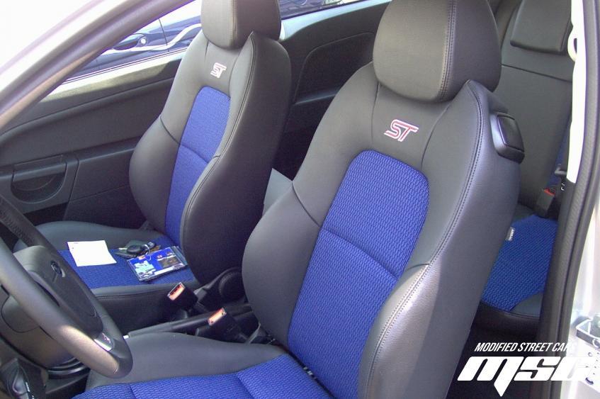 Ford Fiesta St 2.0