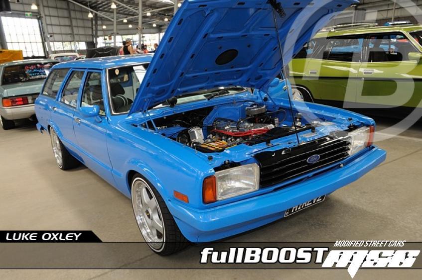 Ford TE WAGON CORTINA