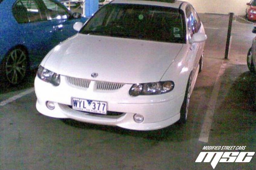 Holden VX