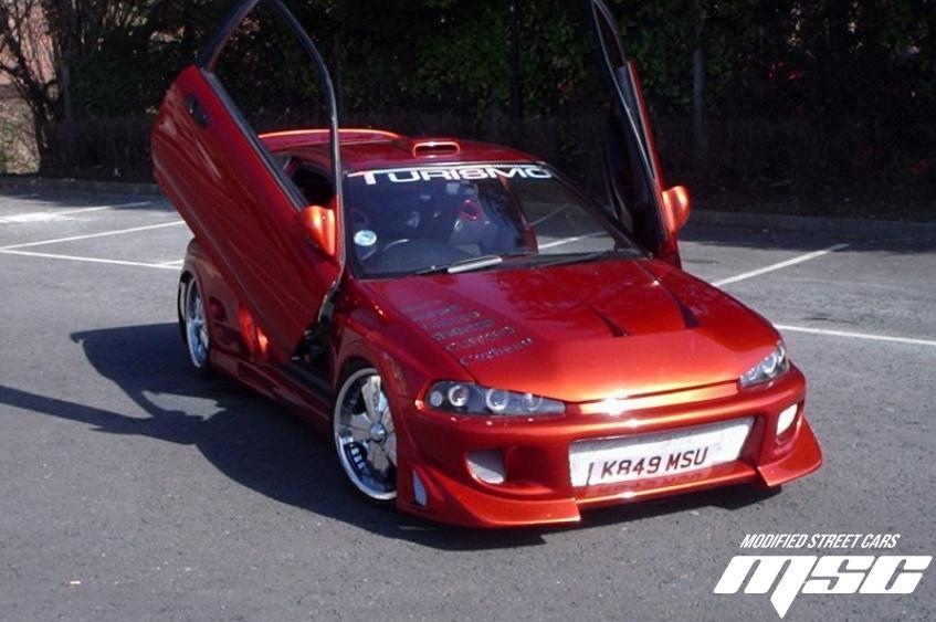 Honda 95