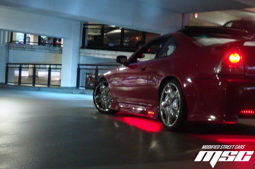 Honda Prelude SR-V