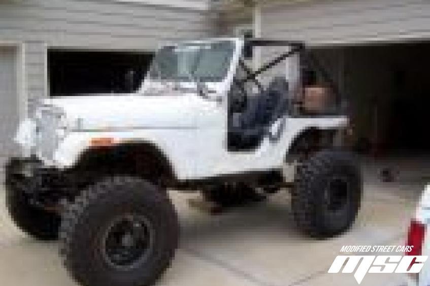 Jeep 4dr5
