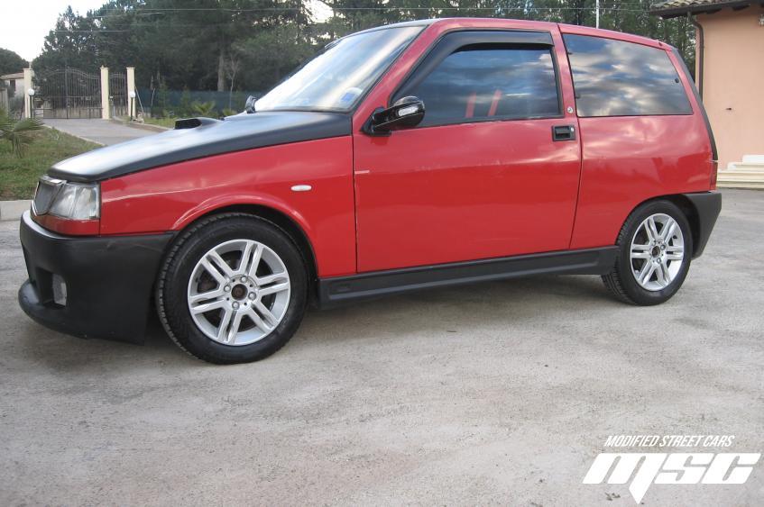Lancia Y10 Igloo