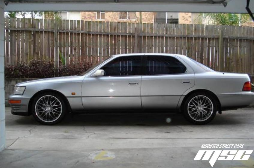 Lexus 91