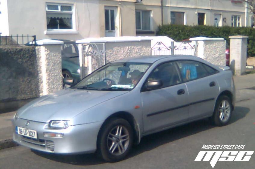 Mazda 323f Coupe