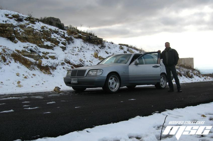 Mercedes Benz 600sel