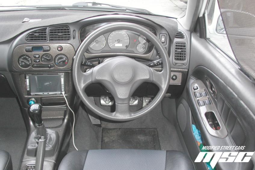 Mitsubishi 1997
