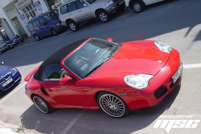Porsche Carrera Targa