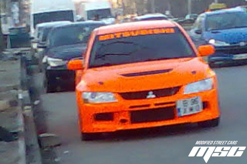 Mitsubishi Evolution 9