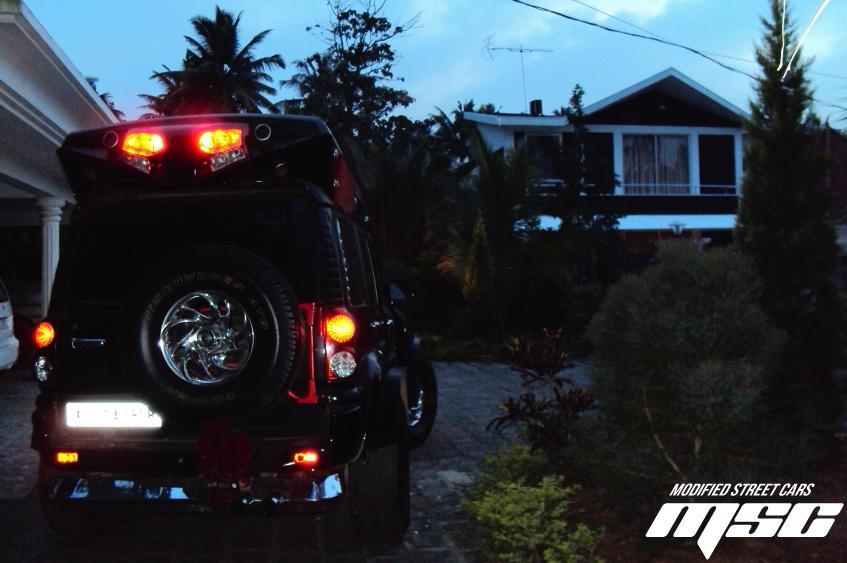Mitsubishi Scorpio