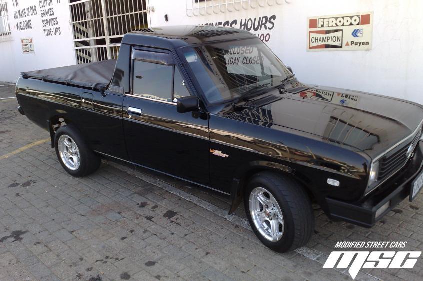 Nissan 1400 Ldv