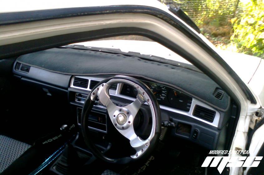 Nissan Pintara GLI