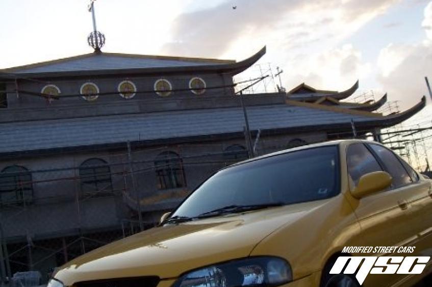 Nissan Sentra SER Spec V