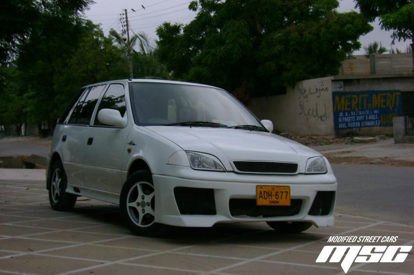 Suzuki Cultus