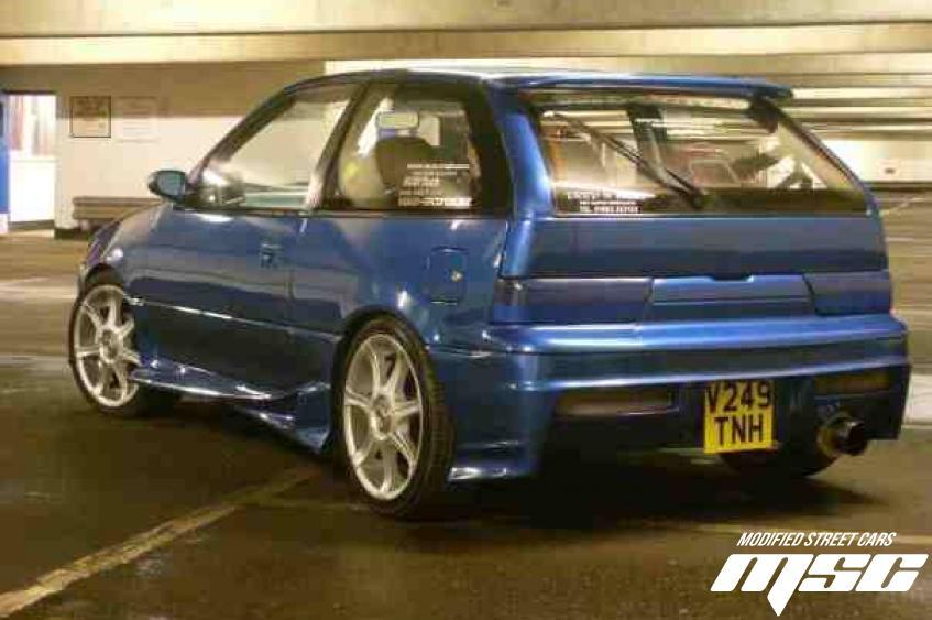 Suzuki Swift 1997