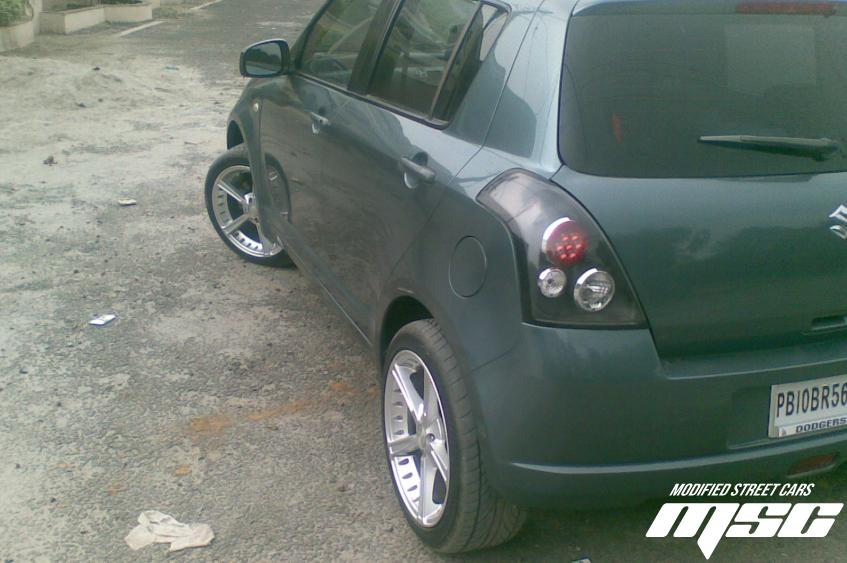 Suzuki Swift  Zxi