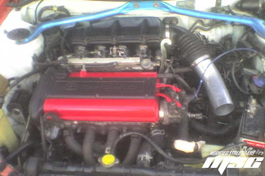 Toyota AE91 Corolla