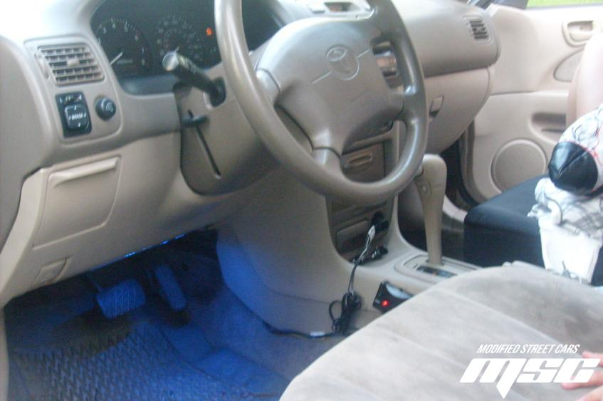Toyota Corolla 98 Le