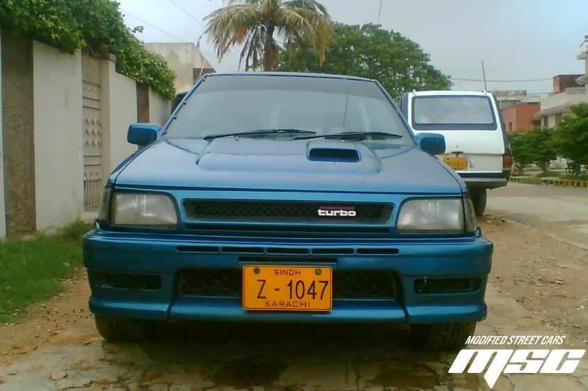 Toyota Starlet GT