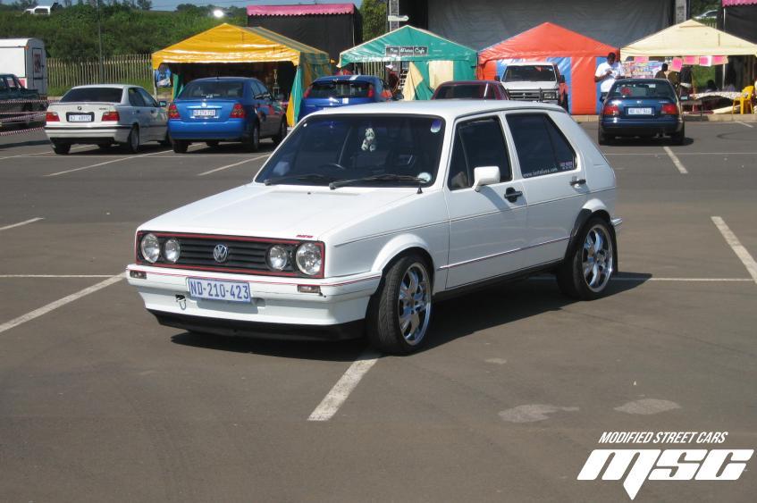 Volkswagon Golf Mk1