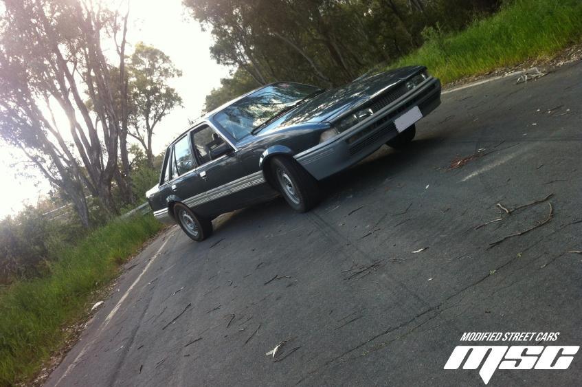 Holden vl calais (mock up)