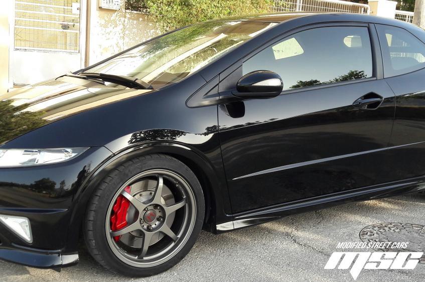Honda type r fn2