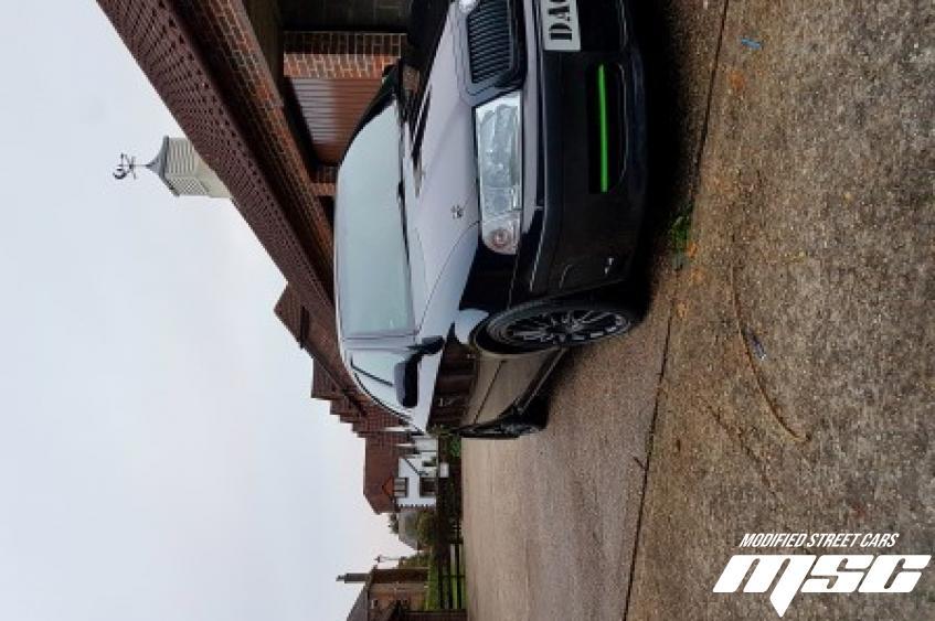 Skoda Octavia VRS MK1