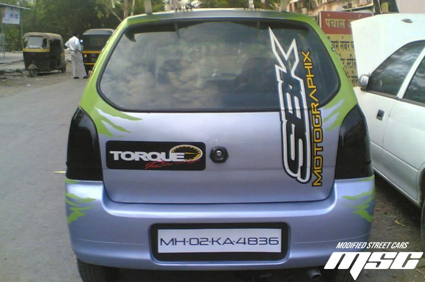 Suzuki THE MONSTER