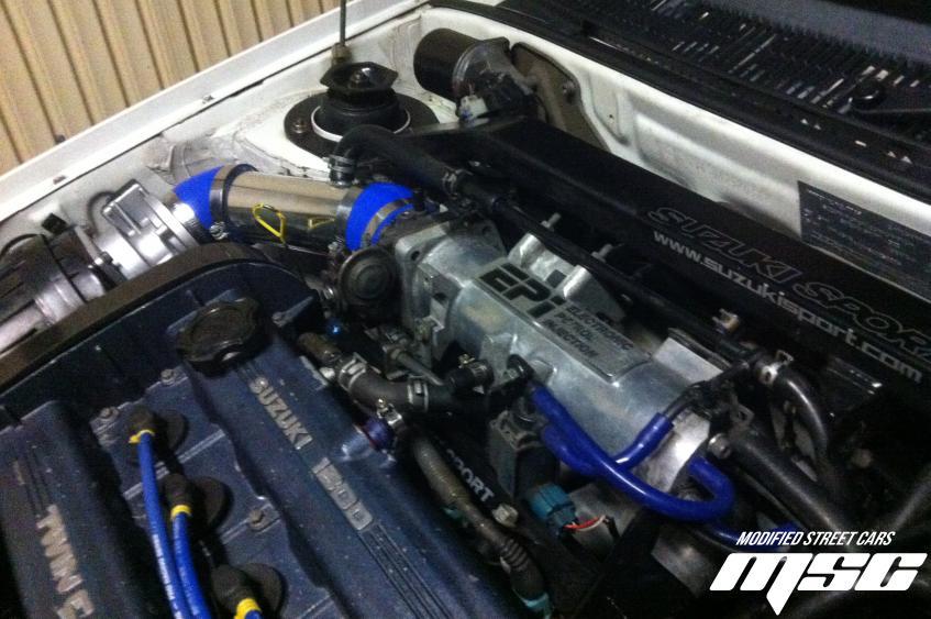 Suzuki Swift GTi MK3
